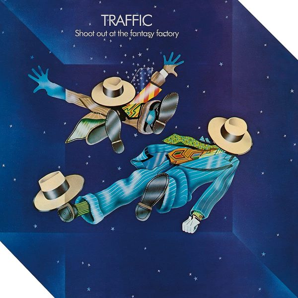 TRAFFIC – SHOOT OUT AT THE FANTASY FACTORY LP
