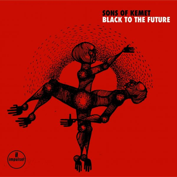 SONS OF KEMET – BLACK TO THE FUTURE LP2