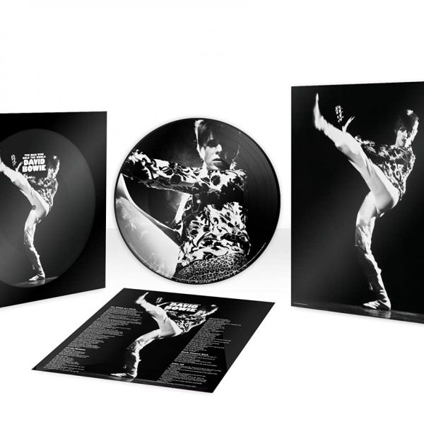 BOWIE DAVID – MAN WHO SOLD… (picture disc) LP