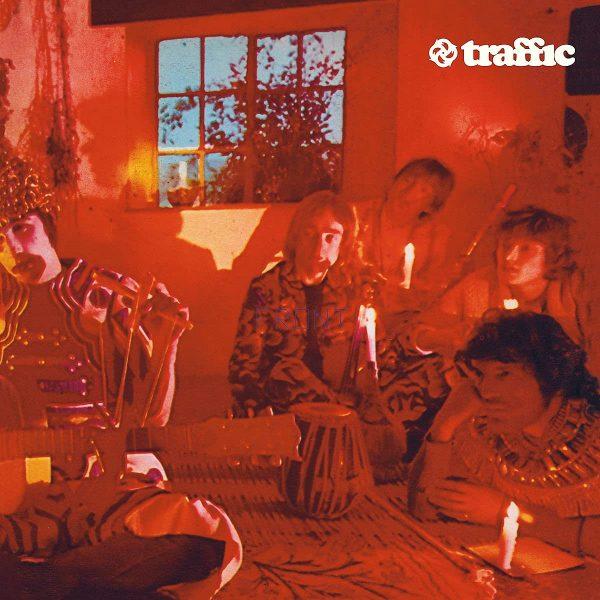TRAFFIC – MR. FANTASY LP