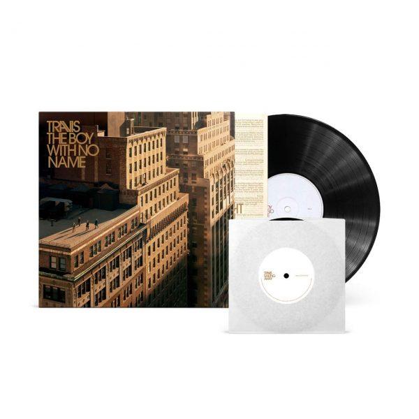TRAVIS – BOY WITH NO NAME LP