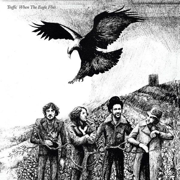 TRAFFIC – WHEN THE EAGLE FLIES LP