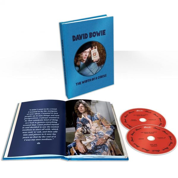 BOWIE DAVID – WIDTH OF A CIRCLE CD2
