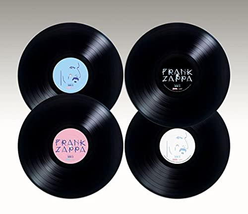 ZAPPA FRANK – ZAPPA 88: LAST US SHOW LP4