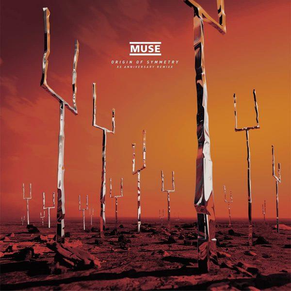 MUSE – ORIGIN OF SYMMETRY (XX ANNIVERSARY REMIXX) LP2