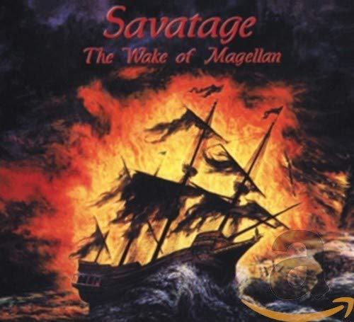 SAVATAGE – WAKE OF MAGELLAN CD