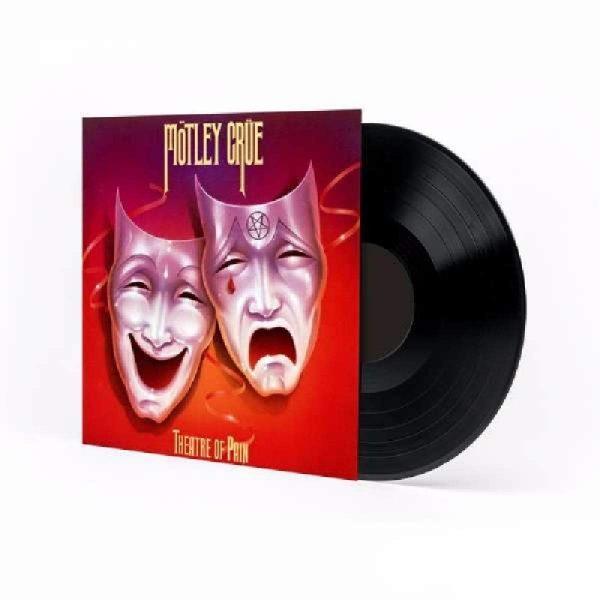 MOTLEY CRUE – THEATRE OF PAIN LP