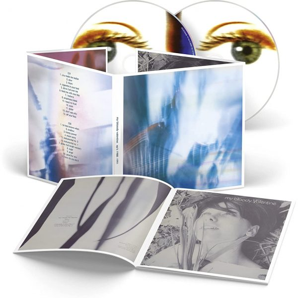 MY BLOODY VALENTINE – EP'S 1988-1991 CD2