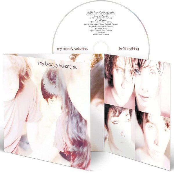 MY BLOODY VALENTINE – ISN'T ANYTHING CD2