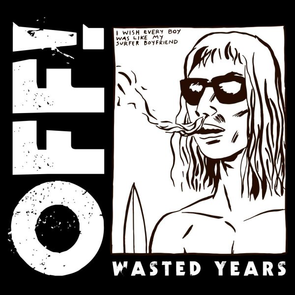 OFF – WASTED YEARS LP