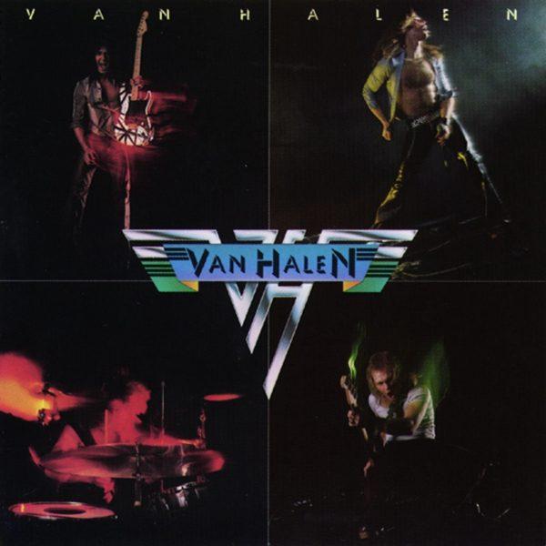 VAN HALEN – VAN HALEN remaster LP