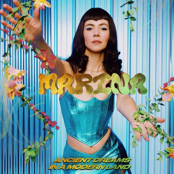 MARINA – ANCIENT DREAMS IN A MODERN LAND CD