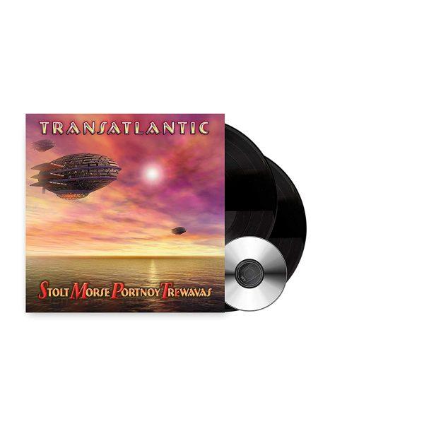 TRANSATLANTIC – SMPT-E LP2CD