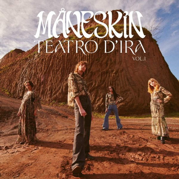 MANESKIN – TEATRO D'IRA VOL I  CD