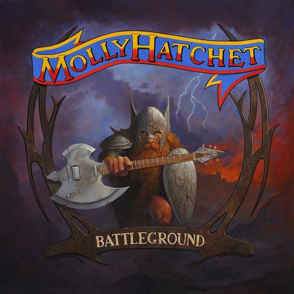 MOLLY HATCHET – BATTLEGROND LP3