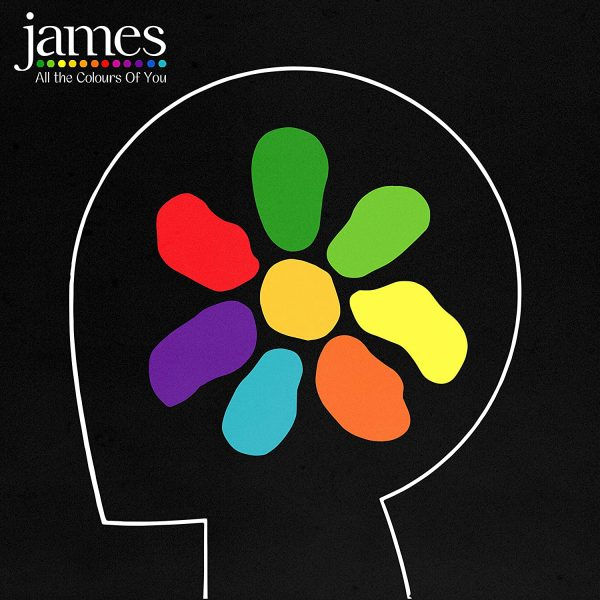 JAMES – ALL THE COLOURS OF YOU LP2