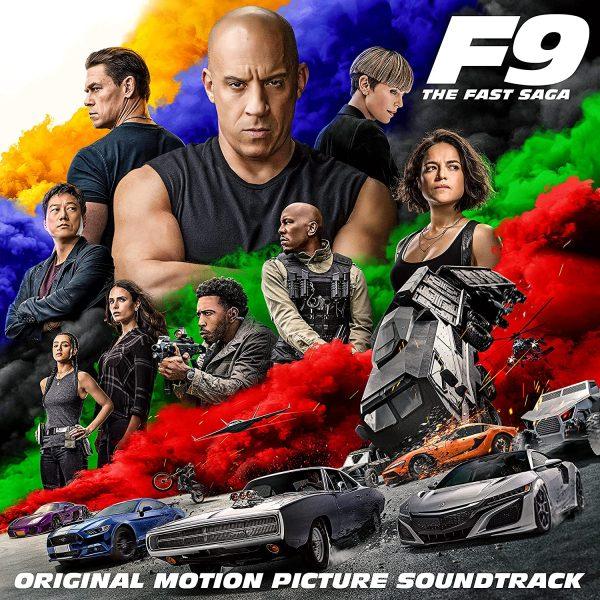 O.S.T. – FAST & FURIOUS 9 – FAST SAGA CD
