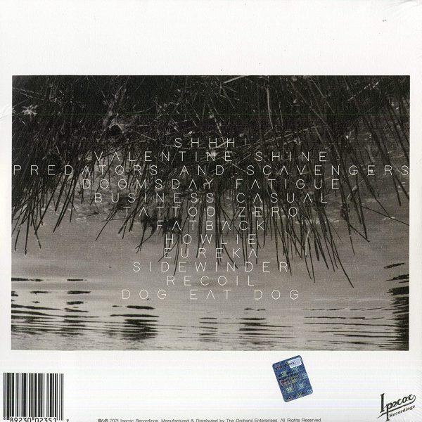 TOMAHWK – TONIC IMMOBILTY LP