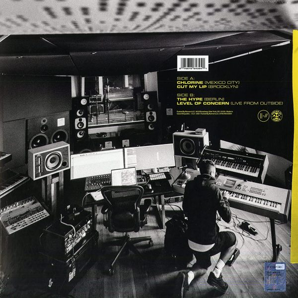 TWENTY ONE PILOTS – LOCATION SESSIONS RSD 2021 12″ EXTENDED PLAY LP