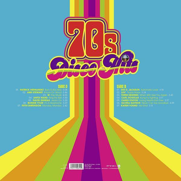 V.A. – 70s DISCO HITS LP