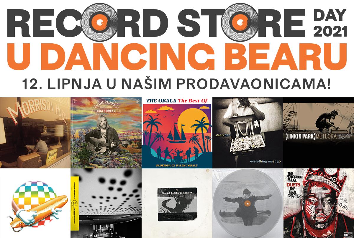 Record Store Day u Dancing Bearu