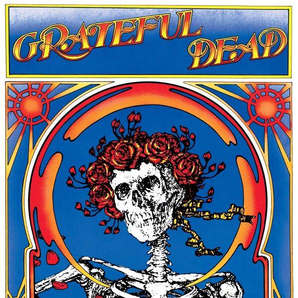 GRATEFUL DEAD – GRATEFUL DEAD (SkulL & Roses)  LP2