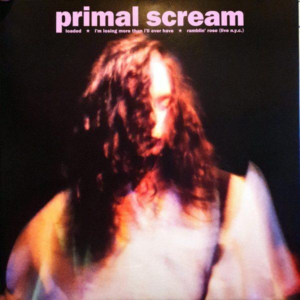 PRIMAL SCREAM – LOADED RSD EP LP