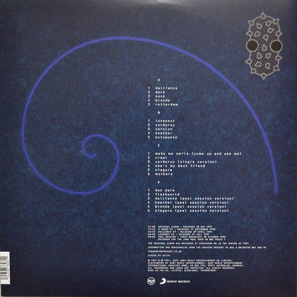 WEDDING PRESENT – SEAMONSTERS 30th anniversary LP2CD
