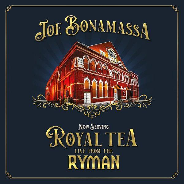 BONAMASSA JOE – NOW SERVING-ROYAL TEA LIVE FROM THE RYMAN CD