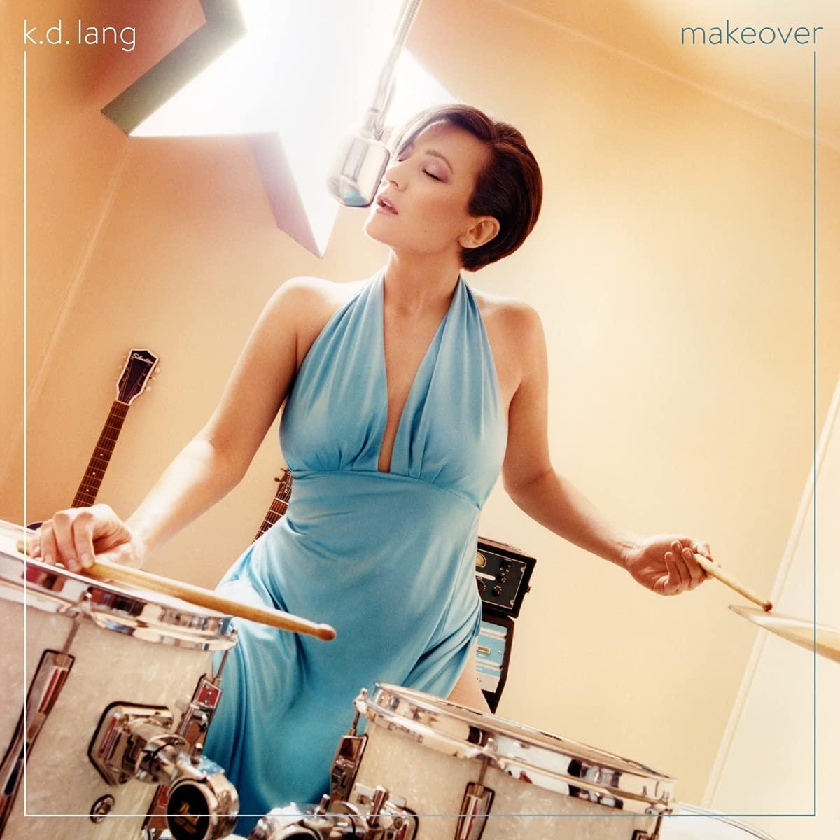 """K.D. Lang okupila plesne remikseve na novoj kolekciji """"Makeover"""""""