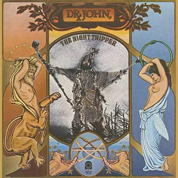 DR.JOHN – SUN, MOON & HERBS 50th anniversary expanded edition RSD 2021 LP3