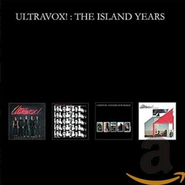 ULTRAVOX – ISLAND YEARS CD4