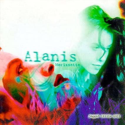 MORISSETTE ALANIS – JAGGED LITTLE PILL red vinyl LP