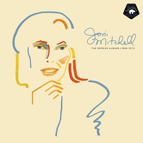 MITCHELL JONI – REPRISE ALBUMS (1968 – 1971) CD4