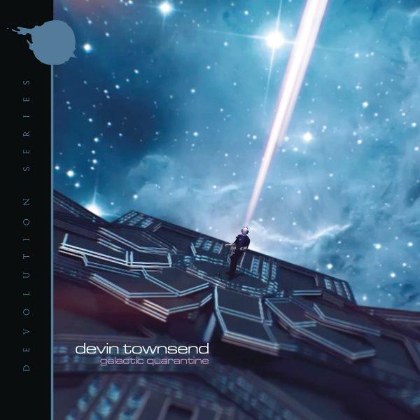 TOWNSEND DEVIN – GALACTIC QUARANTINE  DEVOLUTION SERIES LP2CD