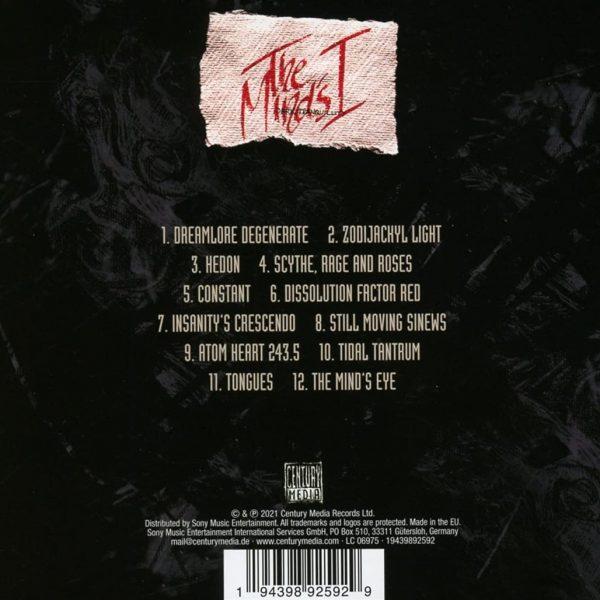 DARK TRANQUILLITY – THE MINDS CD