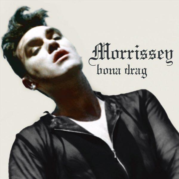 MORRISSEY – BONA DRAG green vinyl LP2