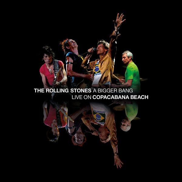 ROLLING STONES – BIGGER BANG LIVE ON COPACABANA BEACH LP3
