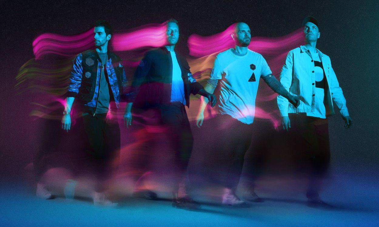 """Coldplay najavili novi album """"Music of the Spheres"""""""