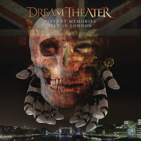 DREAM THEATER – DISTANT MEMORIES-LIVE IN LONDON limited edition BOX