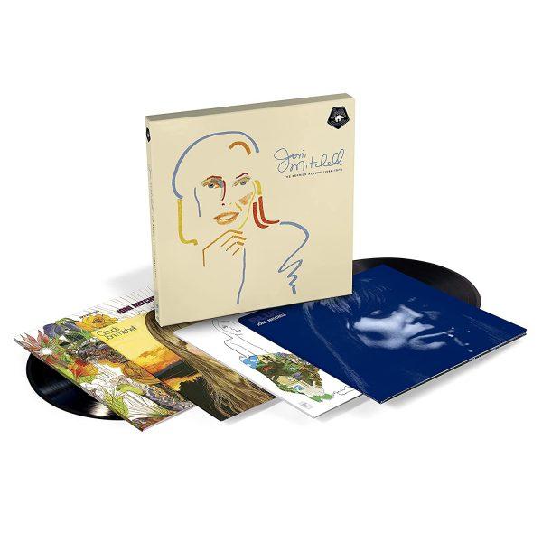 MITCHELL JONI – REPRISE ALBUM  (1968 – 1971) LP4