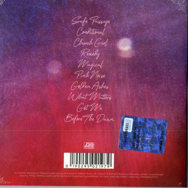 MVULA LAURA – PINK NOISE CD