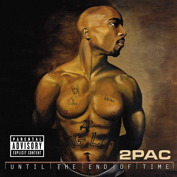 2PAC – UNTIL THE END OF TIME 20th anniversary LP4