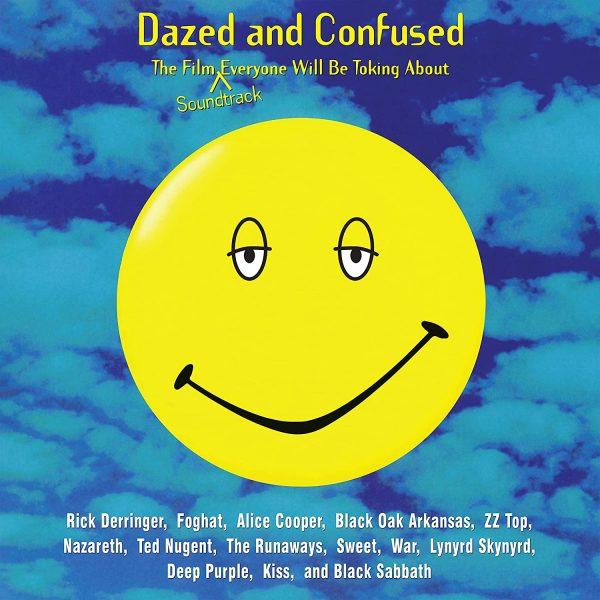 SOUNDTRACK – DAZED AND CONFUSED (purple) LP2