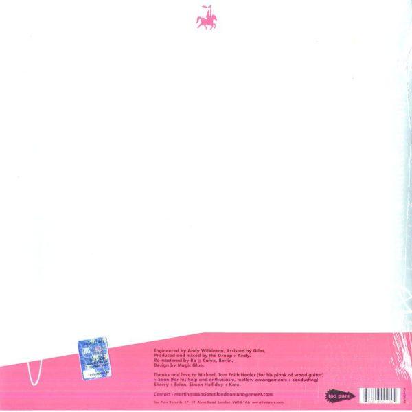 STEREOLAB – GROOP PLAYED SPACE LP