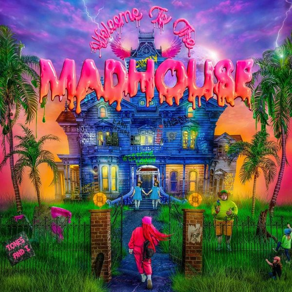 TONES AND I – WELCOME TO THE MADHOUSE CD