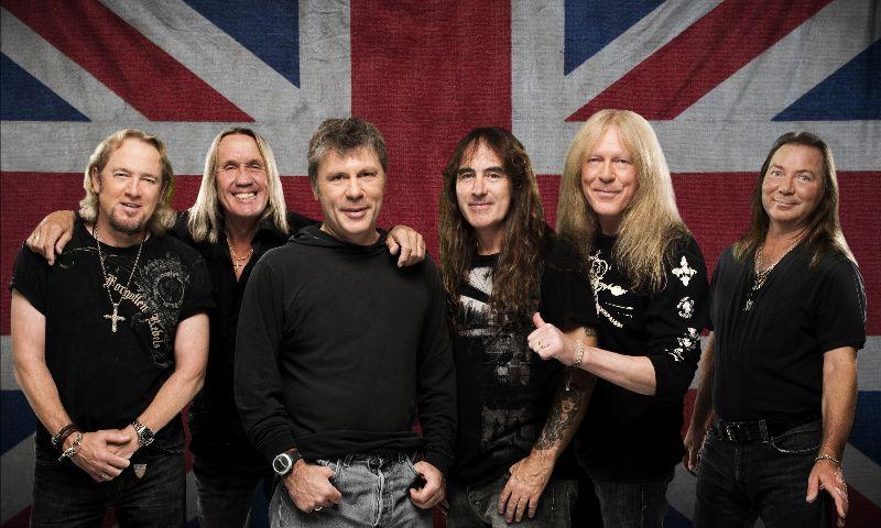 "Iron Maiden izbacili singl ""The Writing on the Wall"" te najavili novi album ""Senjutsu"""