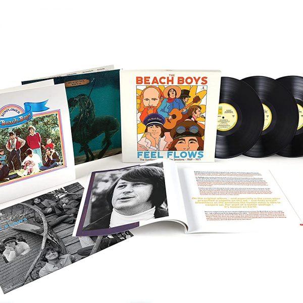 BEACH BOYS – FEEL FLOWS LP4