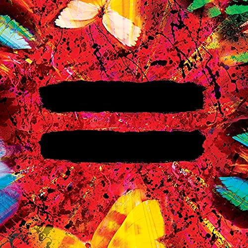 ED SHEERAN – = 140g 12″ White vinyl album