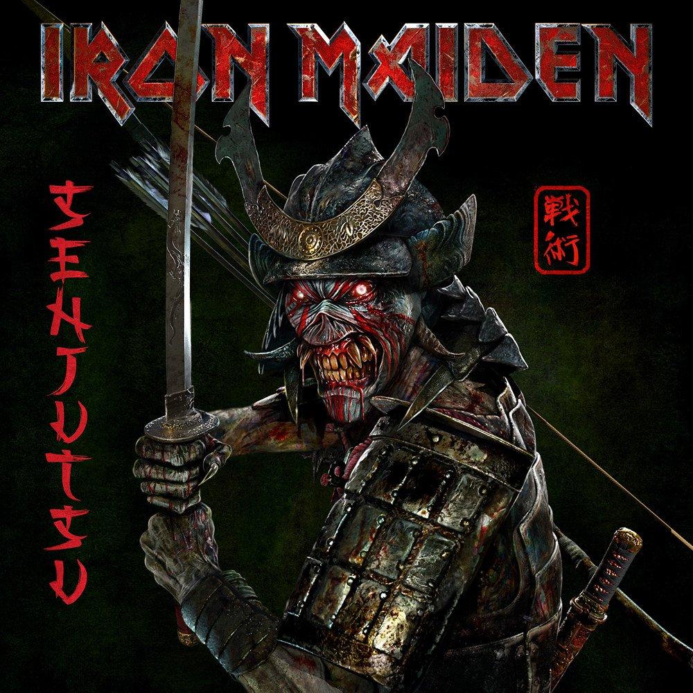 """Iron Maiden u petak izbacuju 17. studijski album """"Senjutsu"""""""